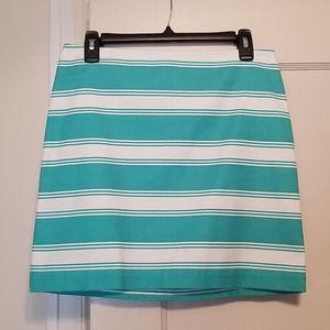 Vineyard Vines Striped Skirt